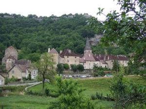 Village of Baume-les-Messieurs