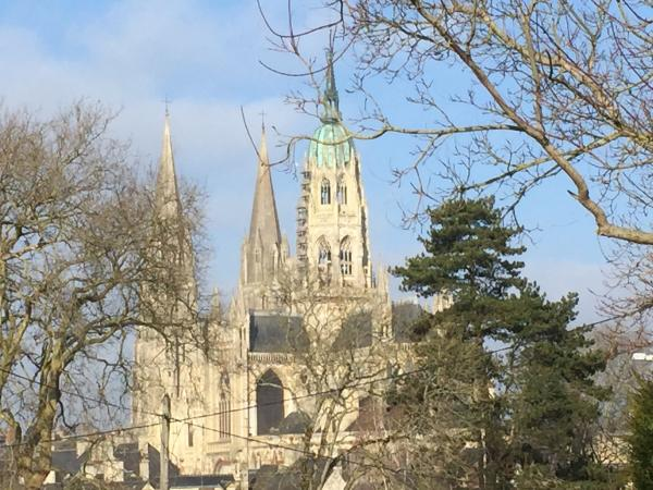 Bayeux - Tourism, holidays & weekends guide in the Calvados