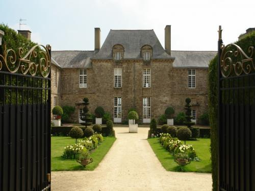 Castle Garden of La Ballue - Leisure centre in Bazouges-la-Pérouse