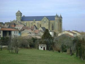 Beaumont fortified church