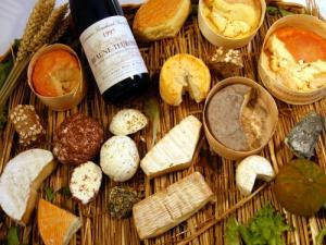 Fromages bourguignons