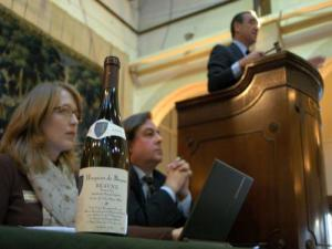 Wine Sale Hospices of Beaune