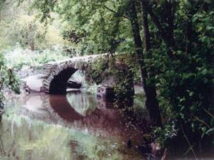 Gesté - Roman Bridge