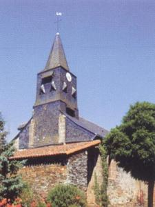 Saint-Philbert-en-Mauges - Church of the twelfth century
