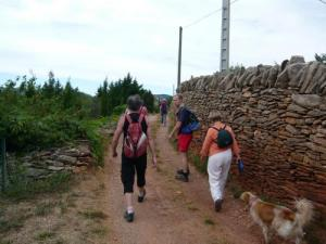 Hiking the Causse