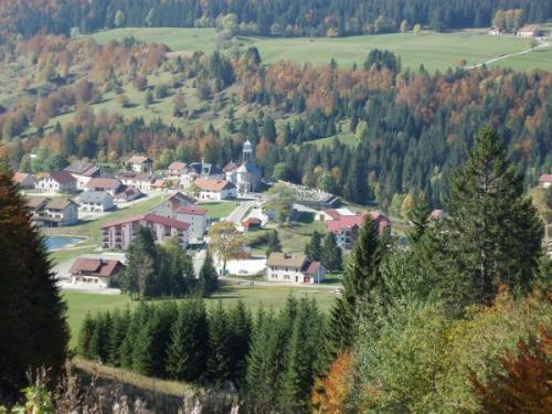Bellefontaine - Tourism, holidays & weekends guide in the Jura