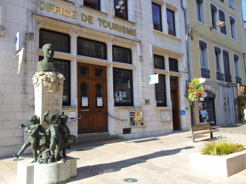 Office de tourisme de bugey sud tourisme point information belley - Office de tourisme belley ...