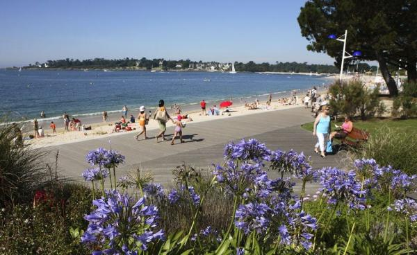 Bénodet - Tourism, holidays & weekends guide in the Finistère
