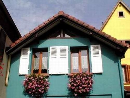 Foto 39 s bergheim toerisme vakantie weekend - Gevels van hedendaagse huizen ...