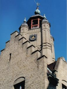 The belfry of Bergues - UNESCO World Heritage