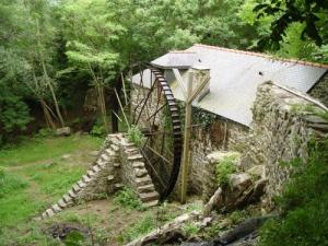 Kériolet watermill The