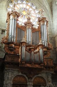 Organ of the Cathedral Saint-Nazaire