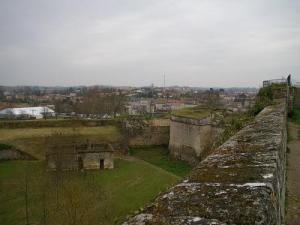 General view from the Citadel Blaye