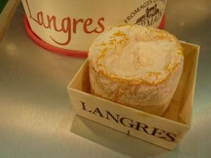 Langres queso
