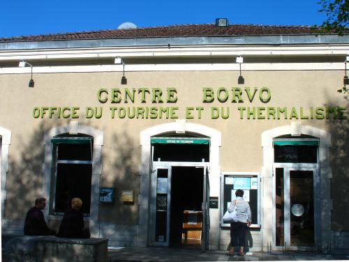 Photos office de tourisme de bourbonne les bains point - Office de tourisme de lamalou les bains ...