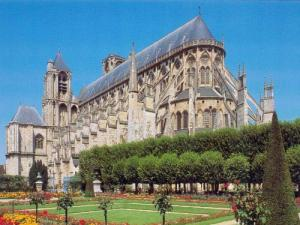 Bourges catedral