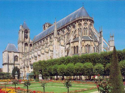 Bourges - Tourism, holidays & weekends guide in the Cher