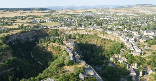 Bozouls - Tourism, holidays & weekends guide in the Aveyron