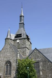 church of Our Lady of the Assumption in Brecé