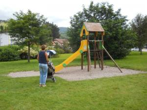 the playground of the Mouline