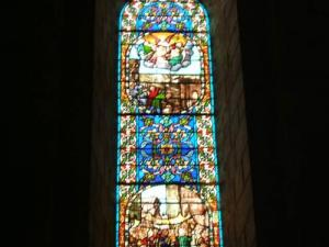 - church windows