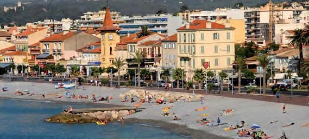 photos cagnes sur mer tourisme vacances week end