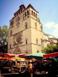 Cath drale saint tienne monument cahors - Cathedrale saint etienne de cahors ...