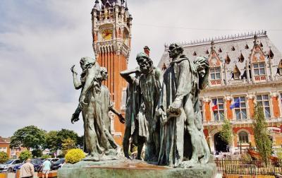Cartina Della Francia Con Monumenti.Calais Guida Turismo E Vacanze