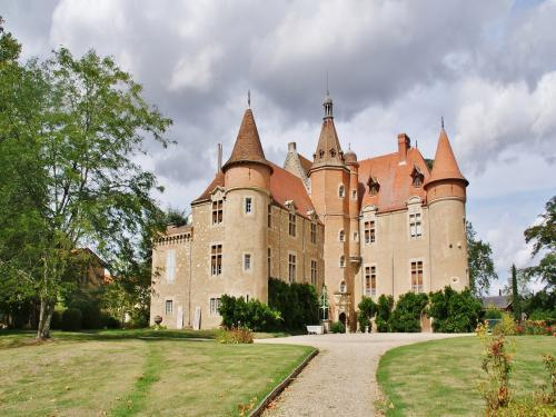 Chateau de la serre cambounet sur le sor marriage