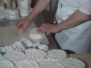Fromagerie Durand à Camembert