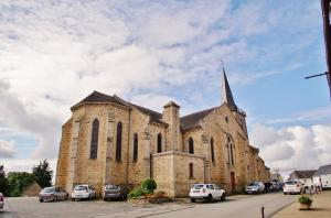 The Notre-Dame church
