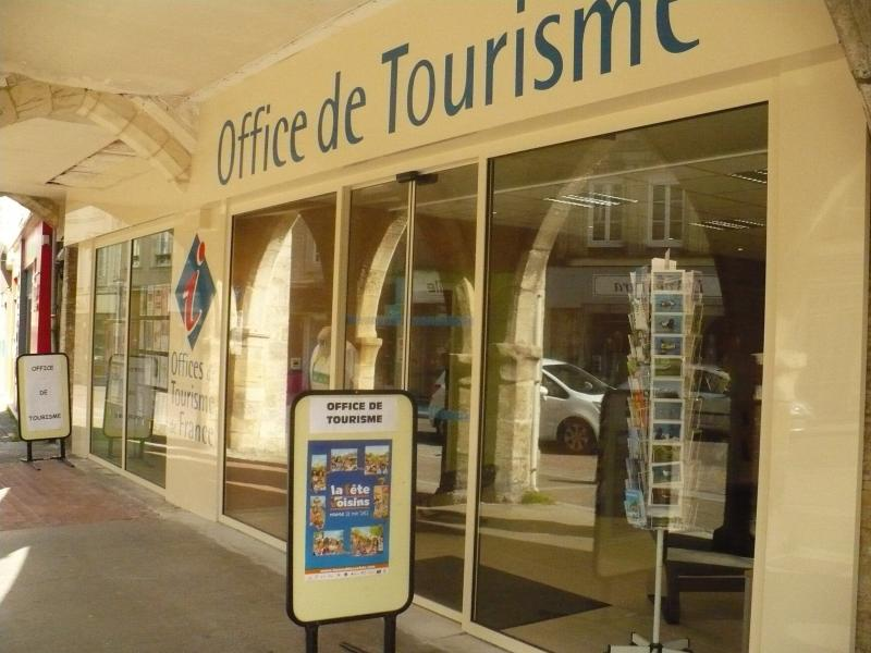 Office de Tourisme de Carentan - Point information à Carentan-les-Marais
