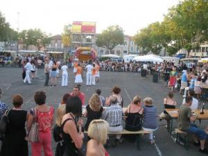 Night Market, every Wednesday in summer