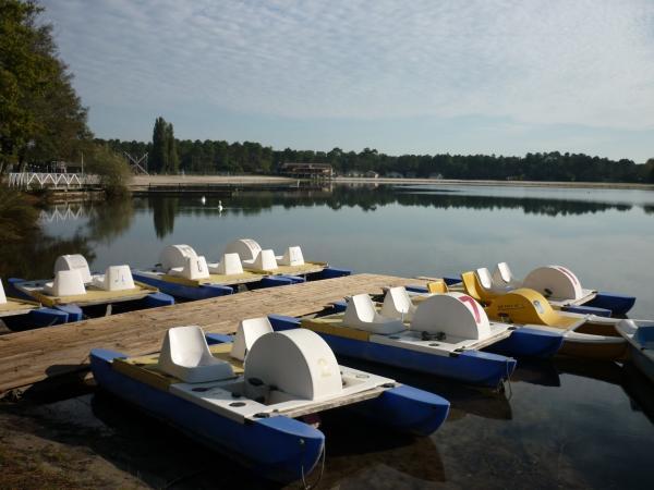 Base de loisirs du lac de clarens lieu de loisirs for Casteljaloux piscine