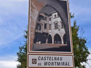 Castelnau-de-Montmiral one of the most beautiful villages of France