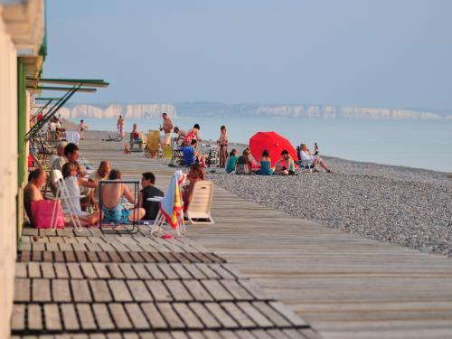 Cayeux-sur-Mer - Tourism, holidays & weekends guide in the Somme