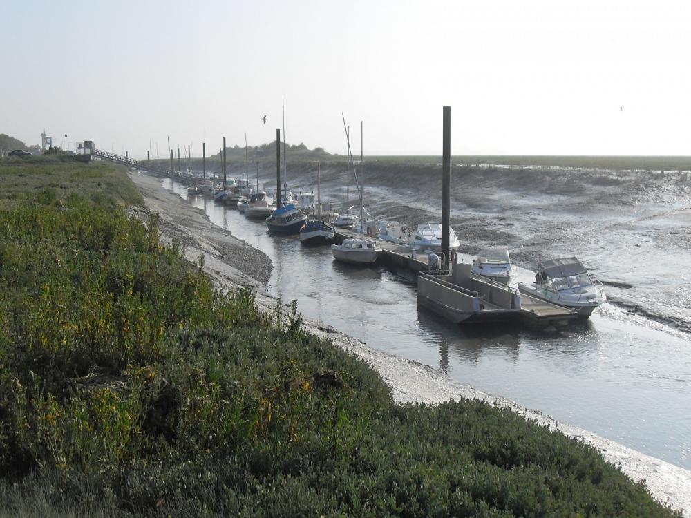 Photos pointe du hourdel site naturel cayeux sur mer - Chambres d hotes baie de somme vue sur mer ...