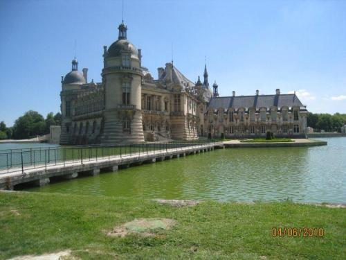 Chantilly - Tourism, holidays & weekends guide in the Oise