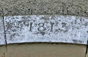 Lintel dated, in the village (© J.E)
