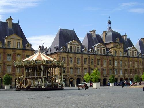 Charleville-Mézières - Tourism, holidays & weekends guide in the Ardennes