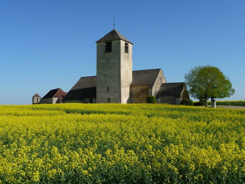 Chiesa Saint-Jean-Baptiste - Monumento a Chassignelles