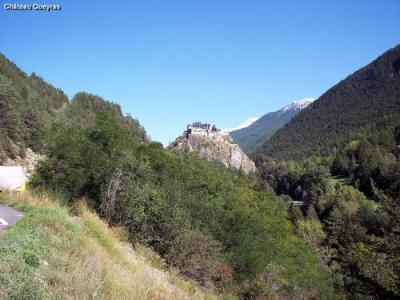 Klettersteig Chateau Queyras : Château ville vieille tourismus urlaub & wochenenden