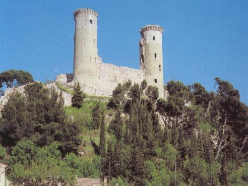 Castle of the Counts of Provence