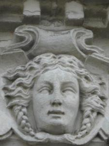 The gargoyles, an ornament of architecture