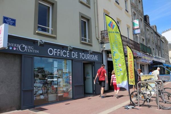 Office de tourisme cherbourg cotentin point information cherbourg en cotentin - Office de tourisme manche ...