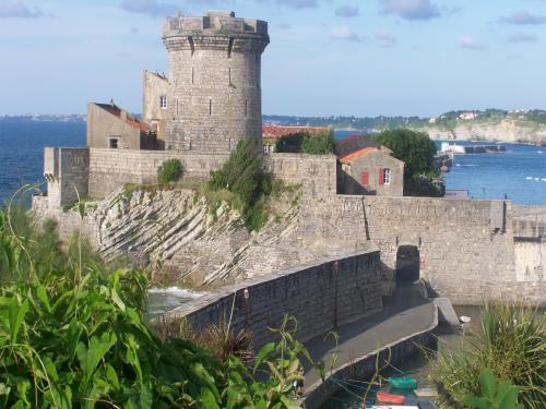 Ciboure guide tourisme vacances - Fort de socoa ...