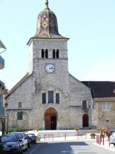 the church of Clairvaux