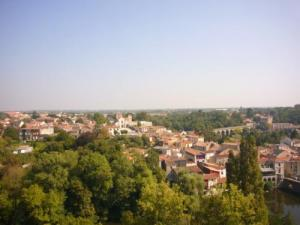 Clisson, neighborhood of the Trinity (OT © Valley Clisson)