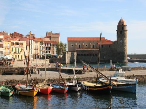 Collioure - Tourism, holidays & weekends guide in the Pyrénées-Orientales