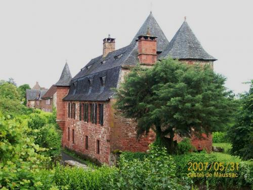 Collonges-la-Rouge - Castel Maussac